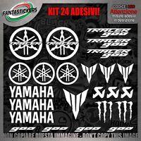 adesivi yamaha tracer 900 mt 09 mt-09 sticker tuning casco akrapovic sponsor w..