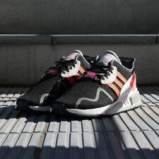 Adidas EQT Cushion ADV Running Shoes Black Turbo White (AH2231) SZ US MENS 7