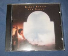 KARLA BONOFF • CD New World BRYNDLE Andrew Gold Kenny Edwards Linda Ronstadt