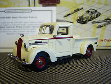 (Rare)1/43 1939 REO PICKUP  by MATCHBOX COLLECTIBLES (MIB) YTC04-M
