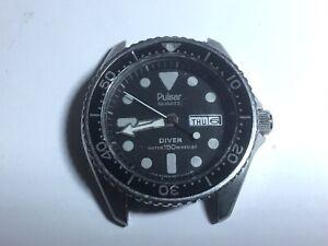 Vintage Pulsar Quartz Diver  watch V348-6030