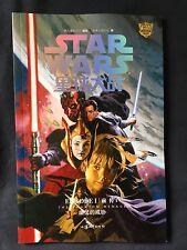 STAR WARS BD CHINOIS CHINESE YODA DARTH VADER LUCAS COMIC BOOK PHANTOM MENACE