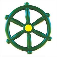 Mini Ships Wheel GREEN NEW pirate cubby playground equipment outdoor toy X600M