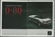 2005 MERCEDES BENZ SLK 350 advertisement, Mercedes Benz convertible