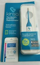Kinsa Smart Thermometer in A‑10092 for Iphone & Android