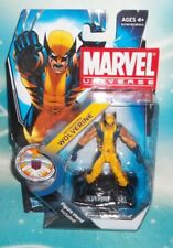 MARVEL UNIVERSE CLASSICS SERIES #025 X-MEN ASTONISHING WOLVERINE FIGURE HASBRO