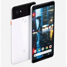 Google Pixel 2 XL - 64GB - White  (Unlocked) Smartphone A Light Shadow