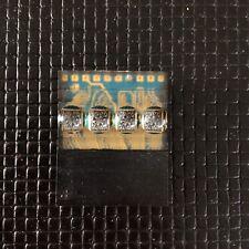 National Semiconductor 20pin 4 Digit Alphanumeric LED Display K O227-C NOS