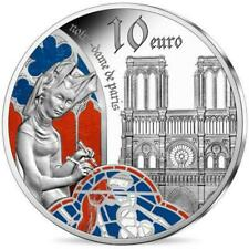 2020 France €10 Euro Silver Proof Coin Gothic Notre Dame Europa Star