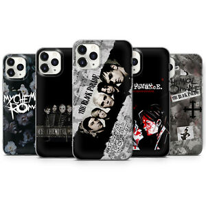 MY CHEMICAL ROMANCE MCR PHONE CASES & COVERS FOR IPHONE 5 6 7 8 X 11 SE 12 PRO