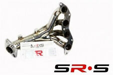 SRS Full T-304 Stainless Steel EXHAUST HEADER 2001-2005 HONDA Civic DX/LX Jdm