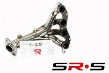 SRS Full T-304 Stainless Steel EXHAUST HEADER 2001-2005 HONDA Civic DX/LX Jdm