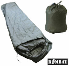 Army Combat Military Bivi Bag Sleeping System Water Resistant Mummy Olive Green