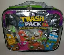 """The Trash Pack The Gross Gang In Your Garbage Lunch Bag 2012 Size 9.5"""" x 8"""" x 3"""""""