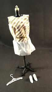 BARBIE DRESSED-UP PAK 1968~VERY RARE AND MINT~TOP SAME BROCADE AS HOLIDAY DANCE~