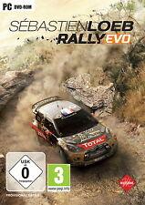 Sébastien Loeb Rally Evo (PC, 2016, DVD-Box)  -NEUWARE-