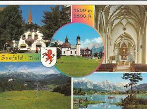 Seefeld, Tirol, Mehrbildkarte ngl G0847