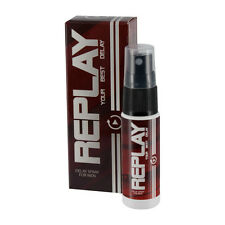 Replay Best Delay Spray For Men - Endless Sex - Fast Discreet Shipping