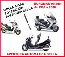 BURGMAN 400 1999-2006 MOLLA a GAS Pistone POTENZIATO apertura SELLA seat damper