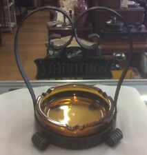 Stammtisch Wrought Iron Ashtray