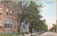 1913 Postcard: View of Ludlow Street-Hamilton, Ohio, OH