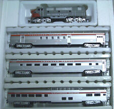 HO IHC SP SOUTHERN  PACIFIC SHASTA SPECIAL  SP LOCO & 3 CAR TRAIN SET#1 SOUTHERN