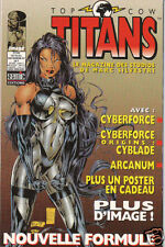 TITANS   216    COLLECTION    LUG (poster attaché)