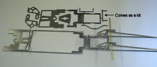 WRP Racing Products PRO Inline Drag Chass 1/24 Slot Car Kit