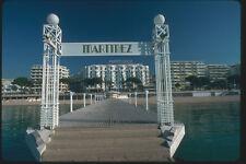 204087 pier du martinez hotel l'un des cannes finest A4 imprimé photo