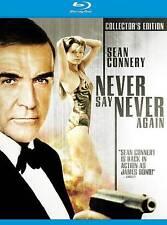 Never Say Never Again (Blu-ray Disc, Canadian Sensormatic Widescreen) LIKE NEW