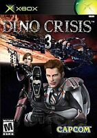 Dino Crisis 3 (Microsoft Xbox, 2003) Disc Only FAST SHIPPING!