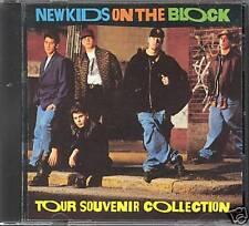 NKOTB - NEW KIDS ON THE BLOCK  IMPORT CD TOUR SOUVENIR  If you go away MIXES