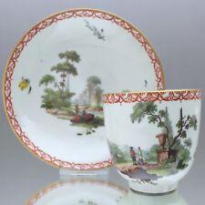 Frankenthal: Tasse mit Landschaften, Carl Theodor, 1774, Kaffeetasse cabinet cup