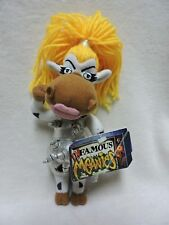 Famous Meanies Moodonna Madonna 1997 Plush doll