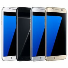 SAMSUNG Galaxy S7 Edge SM-G935F 32GB 12MP Android Unlocked Smartphone - Black