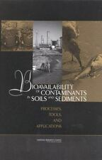 Bioavailability of Contaminants in Soils and Sediments: Processes,-ExLibrary