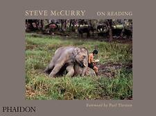 STEVE MCCURRY ON READING - MCCURRY, STEVE/ THEROUX, PAUL (FRW) - NEW HARDCOVER B
