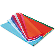 Spectra Art Tissue, 10 lbs., 20 x 30, 20 Assorted Colors, 20 Sheets/Pack