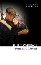 NEW BOOK Sons and Lovers by D. H. Lawrence (Paperback, 2010)