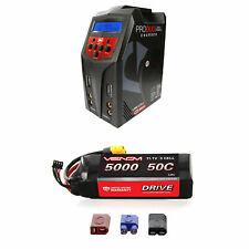 Venom 50C 3S 5000mAh 11.1V LiPo Battery and Pro Duo Charger Combo