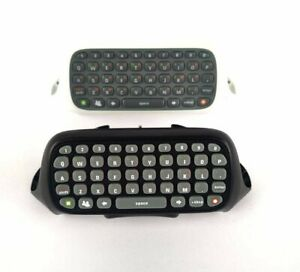 Microsoft Xbox 360 ChatPad Controller Gaming Keyboard OEM Tested & Works