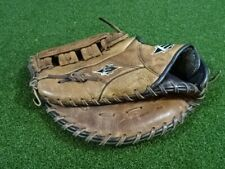 "Easton NE 31 Natural Elite USA Steerhide First Base Mitt Baseball Glove 13.5"" LH"