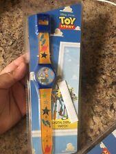 Vintage Toy Story Watch Digital Watch Disney Pixar