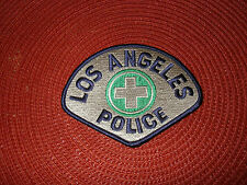 Los Angeles Police Department Shoulder Patch Motor Command