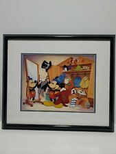 "Disney Changing Of The Garb Mickey Mouse Limited Edition 21""×18"""