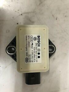 AUDI A4 AVANT 08-12 B8 8K ESP YAW RATE SPEED MODULE SENSOR 8K0907637C
