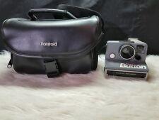 """Polaroid Land Camera """"The Button"""" (Instant Film Camera)"""