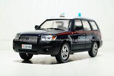 Subaru Forester 2.0 (2007) SUV Police of Italy Scale 1 43  Diecast Deagostini