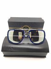 DITA MACH ONE DRX-2030-J BLUE TITANIUM W. SILVER MIRROR SUNGLASSES 59-17-127 NEW