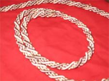 Clearance Curtain/Upholstery Flanged & Twisted Insertion Cord £2.49 mt